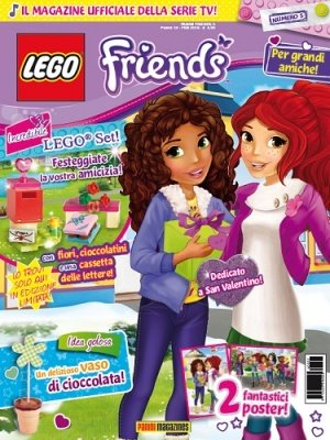 LEGO FRIENDS MAGAZINE 5