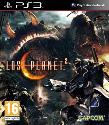LOST PLANET 2 PS3 USATO GARANTITO