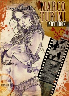 MARCO TURINI ART BOOK
