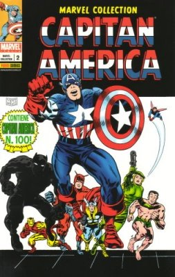 MARVEL COLLECTION 2 - CAPITAN AMERICA 2