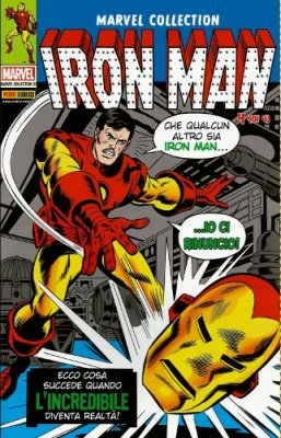 MARVEL COLLECTION 20 - IRON MAN 4