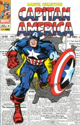MARVEL COLLECTION 4 - CAPITAN AMERICA 4