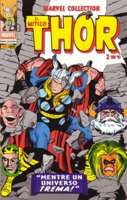 MARVEL COLLECTION 6 - IL MITICO THOR 2