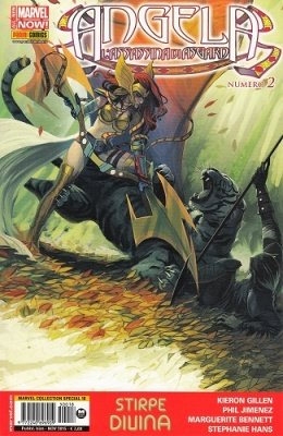MARVEL COLLECTION SPECIAL 18 - ANGELA L'ASSASSINA DI ASGARD 2