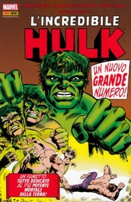 MARVEL COLLECTION SPECIAL 5 - L'INCREDIBILE HULK 2