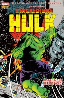 MARVEL COLLECTION SPECIAL 7 - L'INCREDIBILE HULK 4
