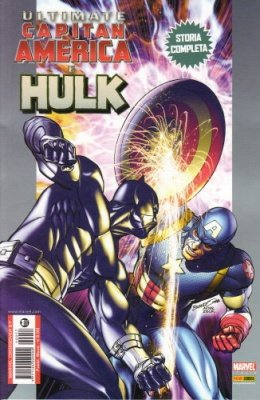 MARVEL CROSSOVER 57 - ULTIMATE CAPITAN AMERICA E HULK