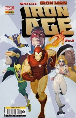 MARVEL ICON 11 - IRON AGE 2