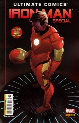 MARVEL MEGA 82 - ULTIMATE COMICS IRON MAN III