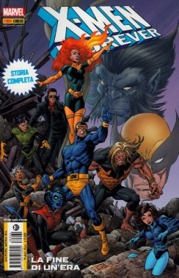 MARVEL MEGA 84 - X-MEN FOREVER 5