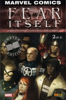 MARVEL MONSTER EDITION 18 - FEAR ITSELF 2