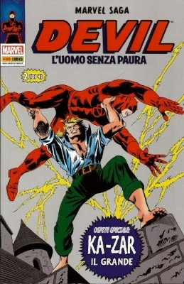 MARVEL SAGA 10 - DEVIL 2