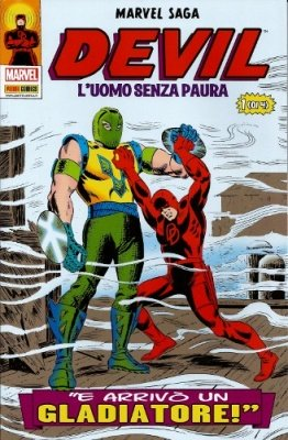 MARVEL SAGA 9 - DEVIL 1