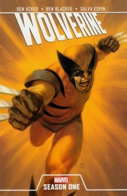 MARVEL SEASON ONE WOLVERINE