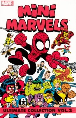 MINI MARVELS ULTIMATE COLLECTION 2