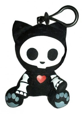 MINI PELUCHE KIT (GATTO) SKELANIMALS