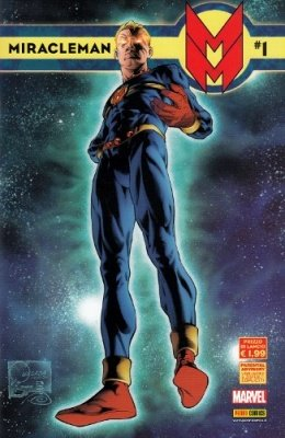 MIRACLEMAN 1 COVER A