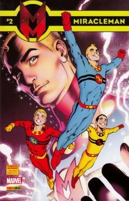 MIRACLEMAN 2 COVER A