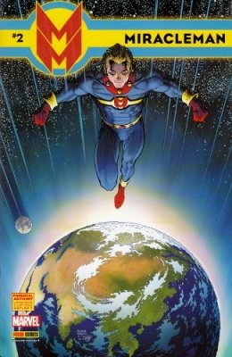 MIRACLEMAN 2 COVER B