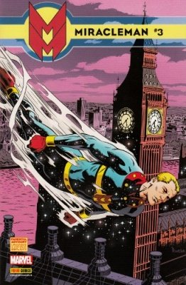 MIRACLEMAN 3 COVER B
