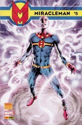 MIRACLEMAN 5 COVER A