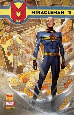 MIRACLEMAN 5 COVER B