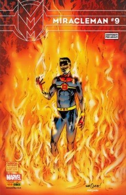 MIRACLEMAN 9 COVER B