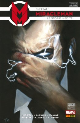MIRACLEMAN SPECIALE LE STORIE INEDITE VARIANT COVER