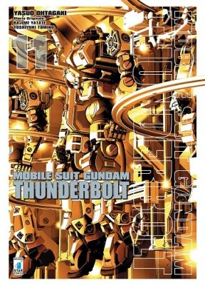 MOBILE SUIT GUNDAM THUNDERBOLT 11