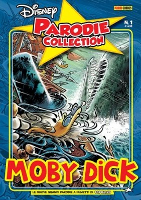 MOBY DICK - PARODIE DISNEY COLLECTION 1