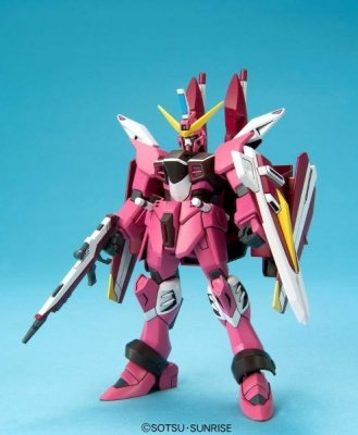 MODELLINO IN KIT GUNDAM JUSTICE ZGMF-X09A 1/144 BANDAI MODEL KIT