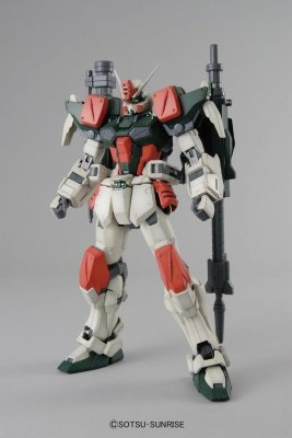 MODELLINO IN KIT GUNDAM MG BUSTER GAT-X103 1/100 BANDAI MODEL KIT