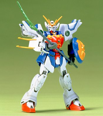 MODELLINO IN KIT GUNDAM WING SHENLONG XXXG-01S 1/144 BANDAI MODEL KIT