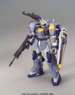 MODELLINO IN KIT HG GUNDAM DUEL ASSAULT SHROUD 1/144 BANDAI