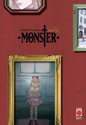 MONSTER DELUXE 4 TERZA RISTAMPA