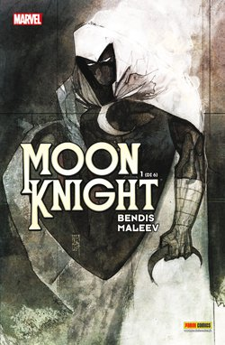 MOON KNIGHT 1 VARIANT - MARVEL SELECT 1