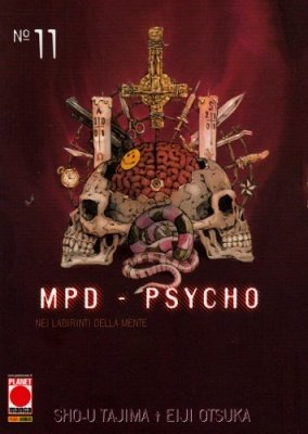 MPD PSYCHO 11 RISTAMPA