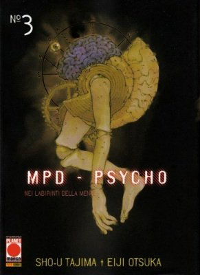 MPD PSYCHO 3 RISTAMPA