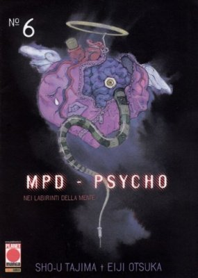 MPD PSYCHO 6 RISTAMPA