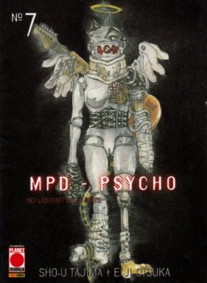 MPD PSYCHO 7 RISTAMPA