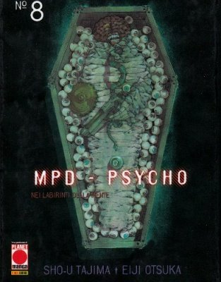 MPD PSYCHO 8 RISTAMPA