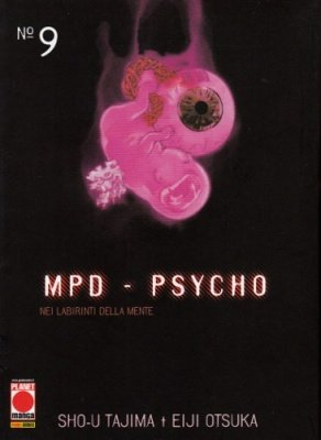 MPD PSYCHO 9 RISTAMPA