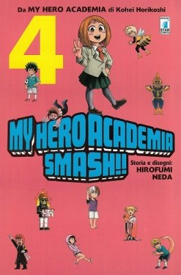 MY HERO ACADEMIA SMASH!! 4