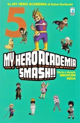 MY HERO ACADEMIA SMASH!! 5