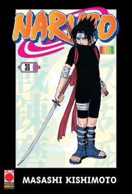 NARUTO COLOR 36
