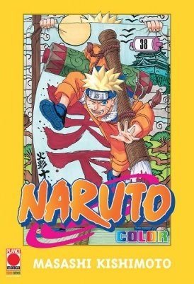 NARUTO COLOR 38