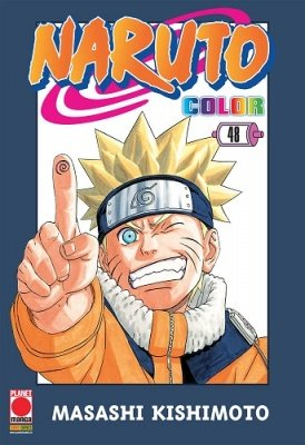 NARUTO COLOR 48