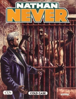 NATHAN NEVER N. 221 - COLD CASE