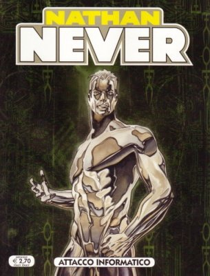 NATHAN NEVER N. 222 - ATTACCO INFORMATICO
