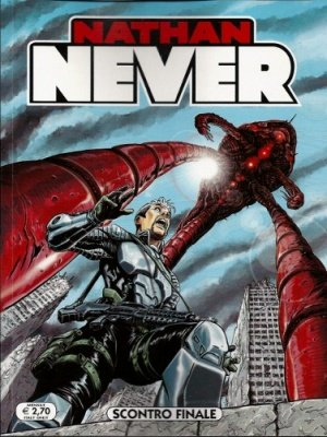 NATHAN NEVER N. 248 - SCONTRO FINALE